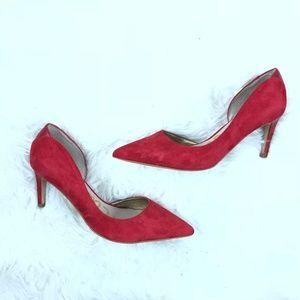 470b4da1cd3ac0 Sam Edelman Shoes - Sam edelman womens pumps Onyx Half d Orsay Pointy